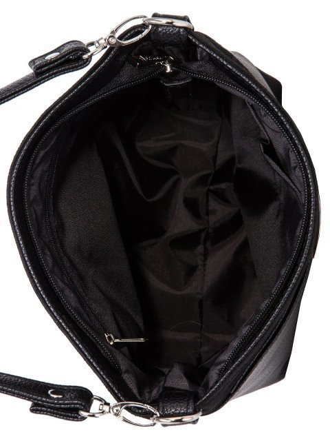 Чёрная сумка планшет S.Lavia (Славия) - артикул: 1071 99 01 - ракурс 6