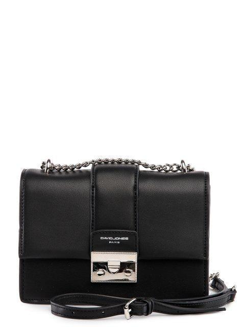 Чёрная сумка планшет David Jones - 2499.00 руб