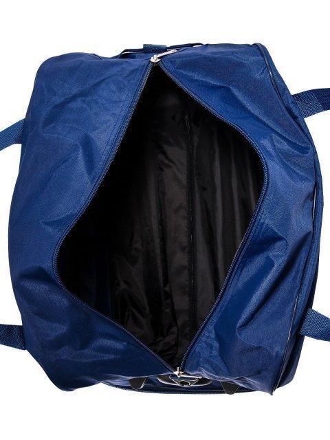 Синий чемодан Lbags (Эльбэгс) - артикул: К0000013256 - ракурс 5