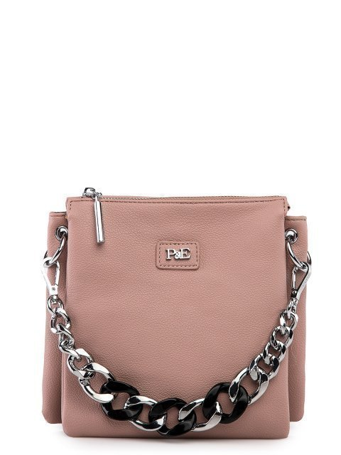 Розовая сумка планшет Polina - 3099.00 руб