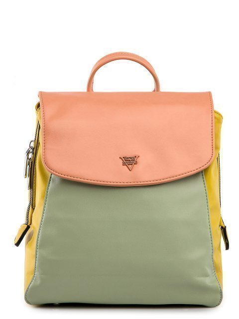 Зелёный рюкзак Fabbiano - 3699.00 руб