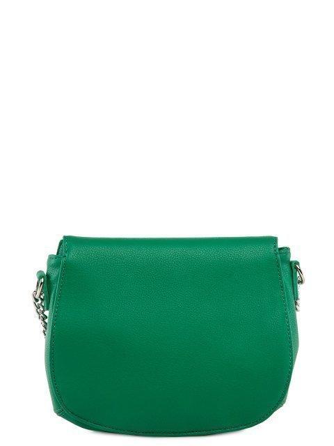 Зелёная сумка планшет David Jones (Дэвид Джонс) - артикул: 0К-00026114 - ракурс 3