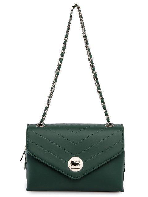 Зелёная сумка планшет David Jones - 2799.00 руб