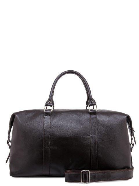 Коричневая дорожная сумка S.Lavia (Славия) - артикул: 0051 10 12 - ракурс 3