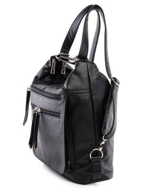 Чёрная сумка мешок S.Lavia (Славия) - артикул: 962 601 01 - ракурс 4