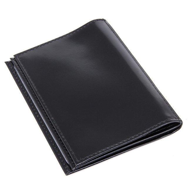 Чёрная обложка для документов S.Lavia (Славия) - артикул: К0000016646 - ракурс 1