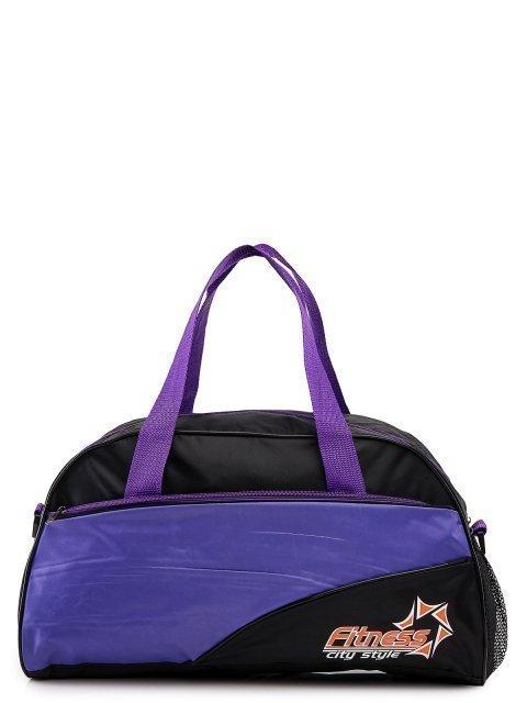 Фиолетовая дорожная сумка Across - 899.00 руб