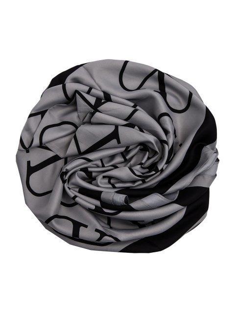 Серый платок Палантин - 550.00 руб