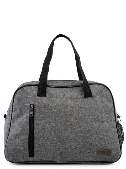 Серая дорожная сумка Lbags - 999.00 руб
