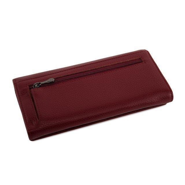 Красное портмоне S.Style (S.Style) - артикул: 0К-00019970 - ракурс 1