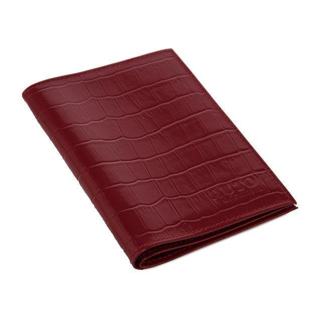 Красная обложка для документов S.Lavia - 799.00 руб