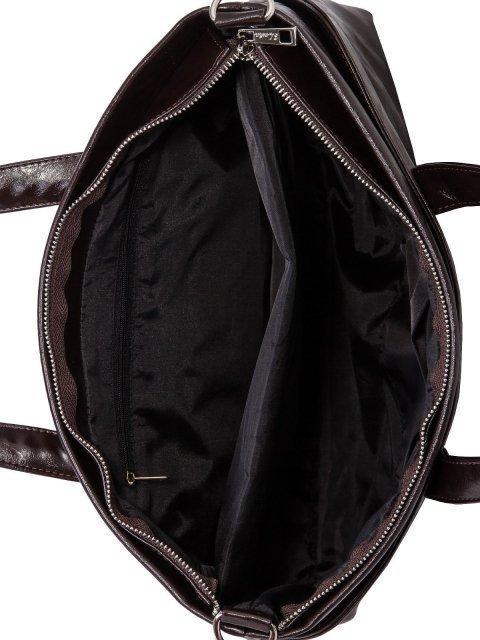 Коричневая сумка классическая S.Lavia (Славия) - артикул: 660 048 12 - ракурс 4