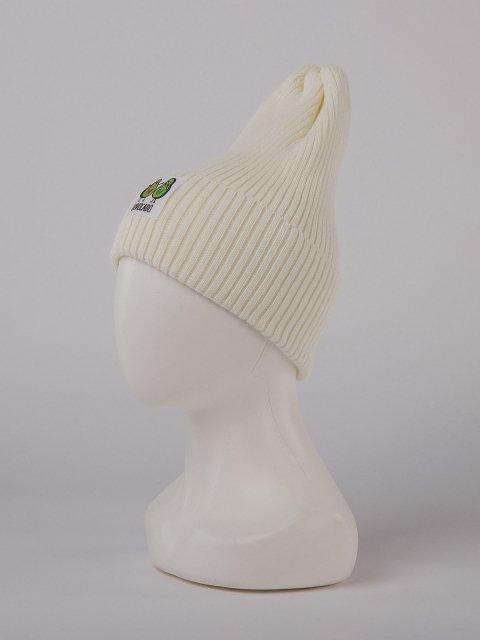 Белая шапка Fashion Style - 699.00 руб