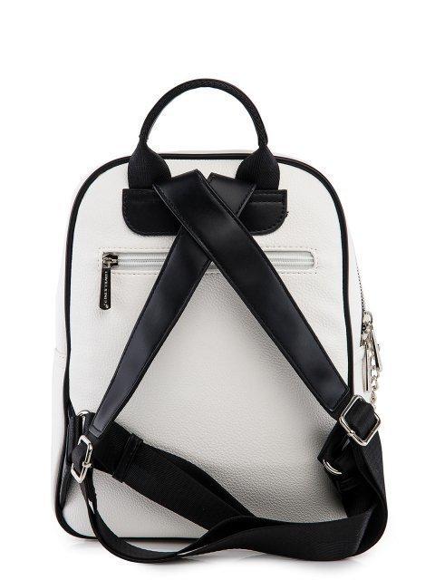 Белый рюкзак David Jones (Дэвид Джонс) - артикул: 0К-00026060 - ракурс 3