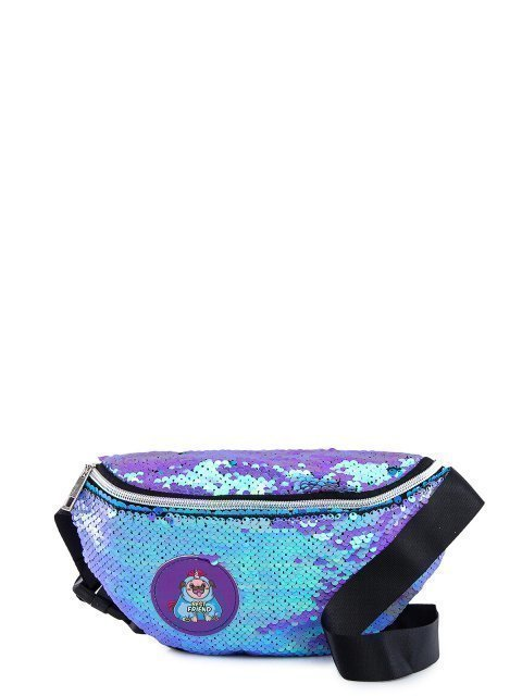 Сиреневая сумка на пояс Сима-Лэнд - 740.00 руб