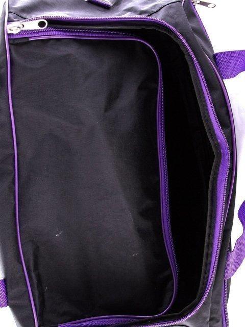 Чёрный чемодан Lbags (Эльбэгс) - артикул: К0000013247 - ракурс 6