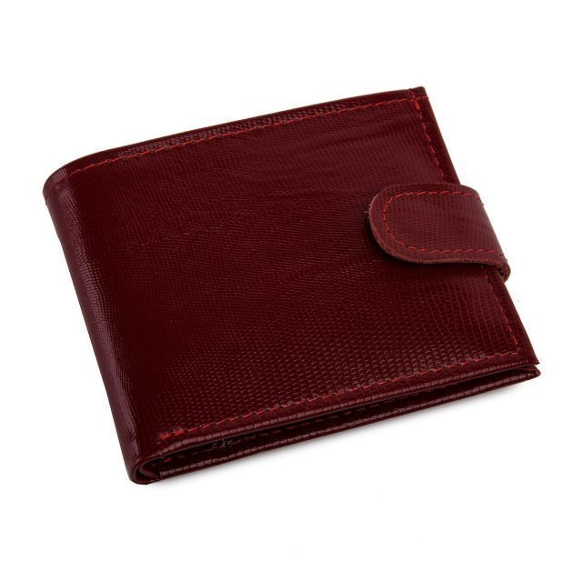 Красное портмоне Кайман - 999.00 руб