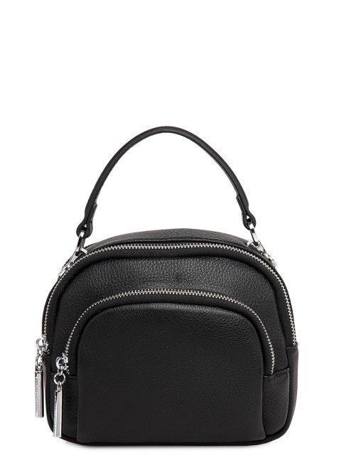 Чёрная сумка планшет Polina - 4199.00 руб