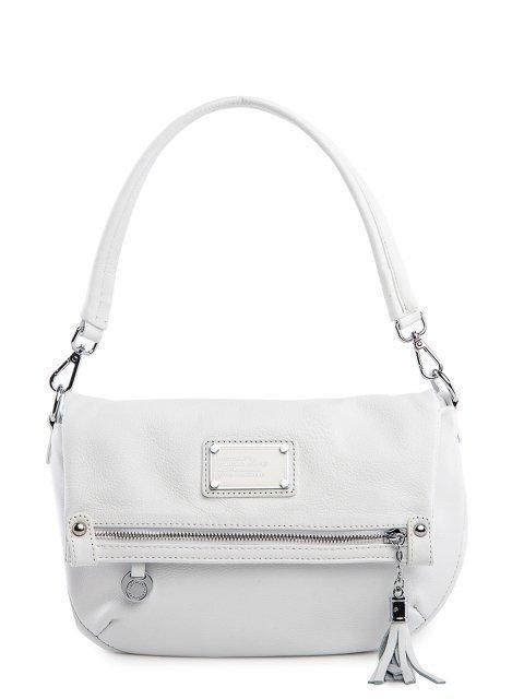 Белая сумка планшет Angelo Bianco - 4999.00 руб