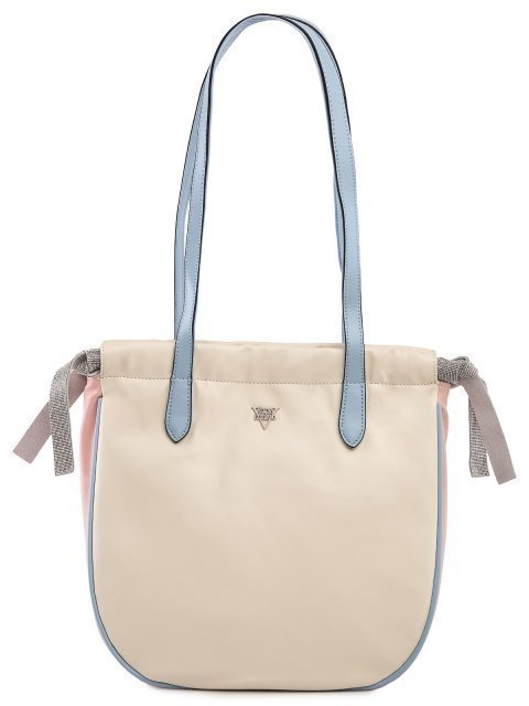 Бежевая сумка классическая Fabbiano - 3699.00 руб