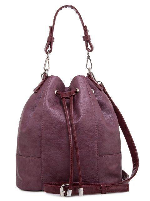 Бордовая сумка мешок S.Lavia - 1959.00 руб