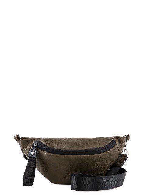 Зелёная сумка на пояс S.Lavia - 1329.00 руб