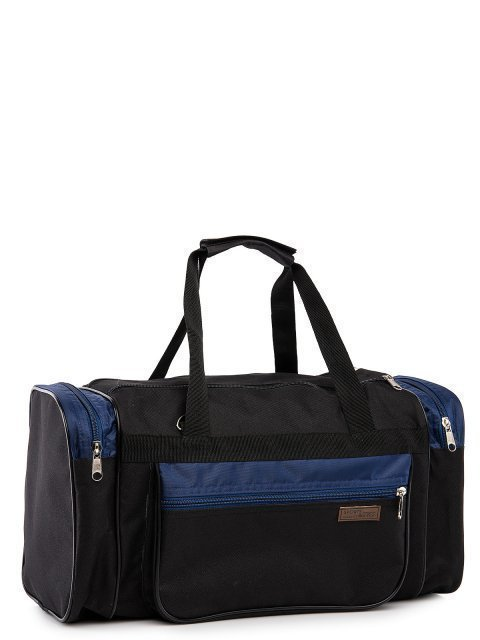 Синяя дорожная сумка Lbags (Эльбэгс) - артикул: 0К-00027784 - ракурс 1