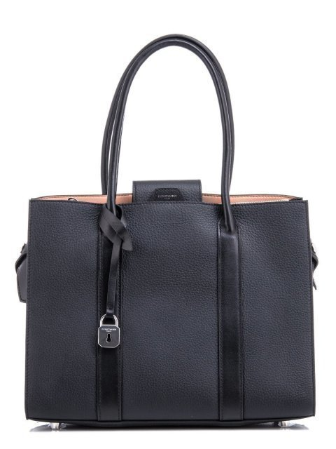 Чёрная сумка классическая FORSTMANN - 6990.00 руб