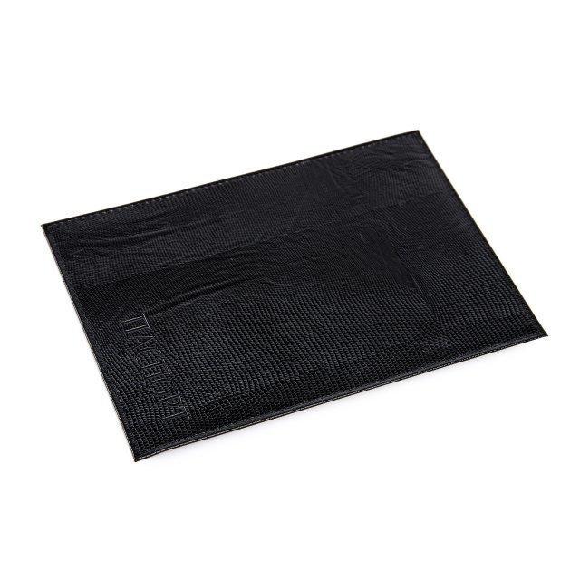 Чёрная обложка для документов Кайман - 299.00 руб