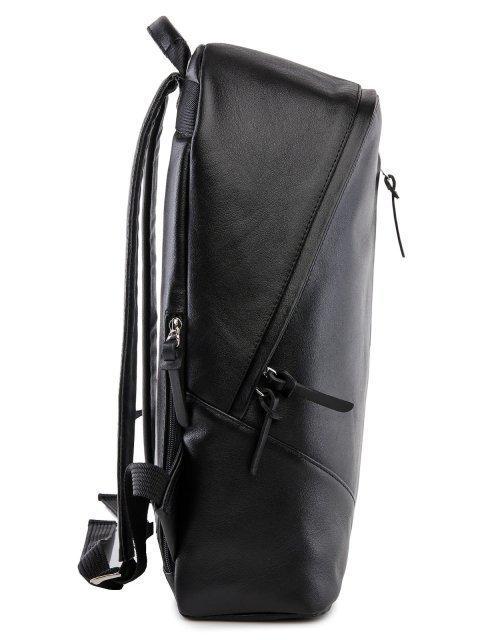 Чёрный рюкзак S.Lavia (Славия) - артикул: 0081 10 01 - ракурс 2