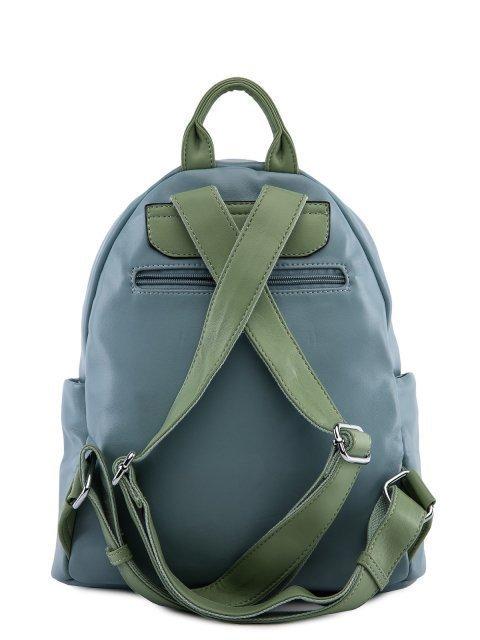 Голубой рюкзак Fabbiano (Фаббиано) - артикул: 0К-00023734 - ракурс 3