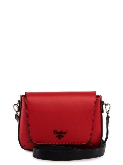 Красная сумка планшет David Jones - 2299.00 руб