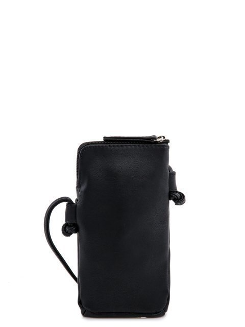 Чёрная сумка планшет S.Lavia (Славия) - артикул: 1202 910 01 - ракурс 3