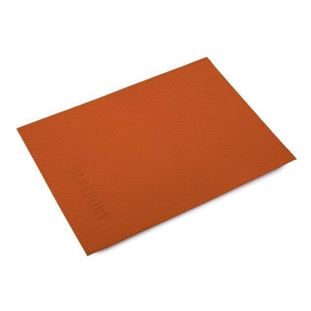 Оранжевая обложка для документов S.Lavia - 290.00 руб