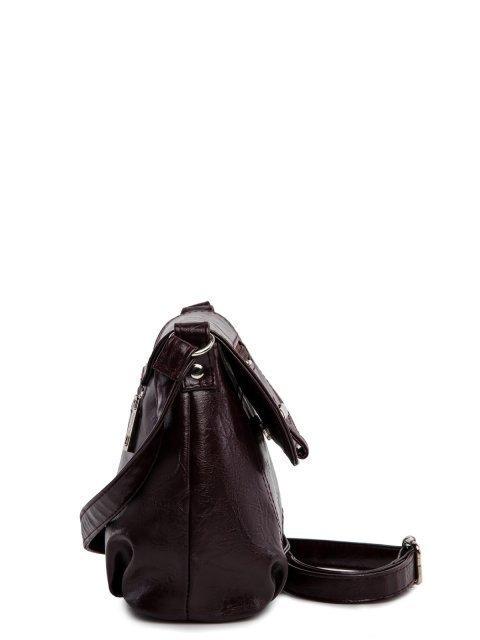 Бордовая сумка планшет S.Lavia (Славия) - артикул: 1182 048 03  - ракурс 2