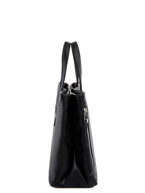 Чёрная сумка классическая S.Lavia (Славия) - артикул: 940 902 01 - ракурс 2