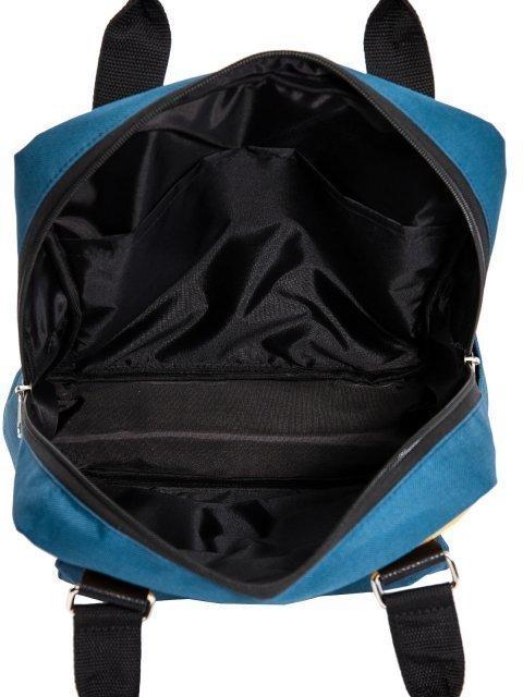Голубой рюкзак S.Lavia (Славия) - артикул: 00-72 000 72 - ракурс 4