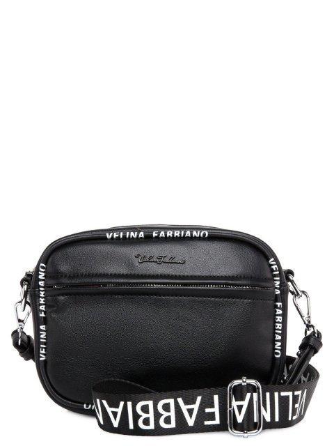 Чёрная сумка планшет Fabbiano - 2899.00 руб