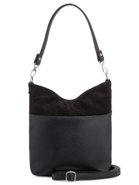 Чёрная сумка планшет S.Lavia (Славия) - артикул: 1071 99 01 - ракурс 5