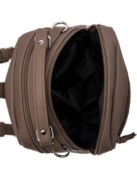 Коричневый рюкзак S.Lavia (Славия) - артикул: 1183 791 52  - ракурс 4