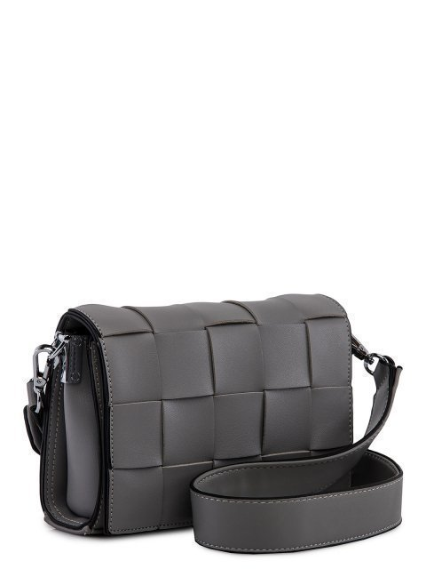 Серая сумка планшет Fabbiano (Фаббиано) - артикул: 0К-00023506 - ракурс 1