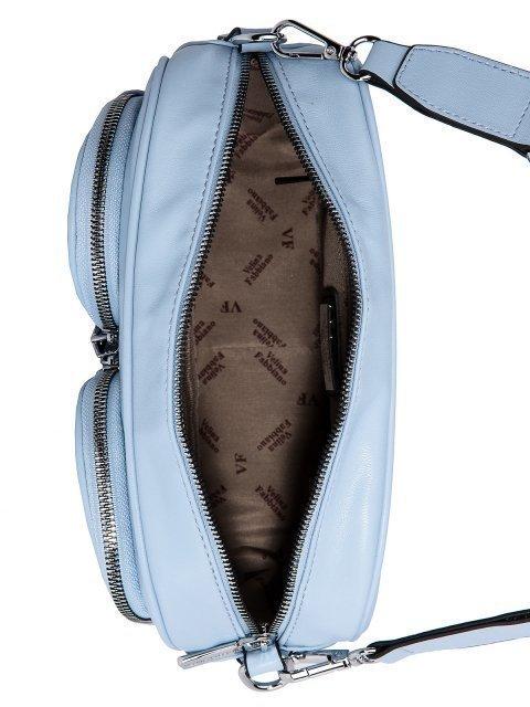 Голубая сумка планшет Fabbiano (Фаббиано) - артикул: 0К-00023510 - ракурс 4