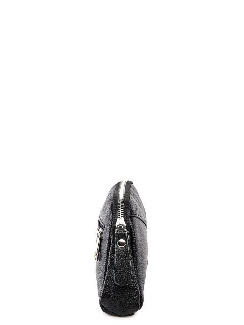 Чёрная сумка планшет S.Lavia (Славия) - артикул: 0018 13 01 - ракурс 2