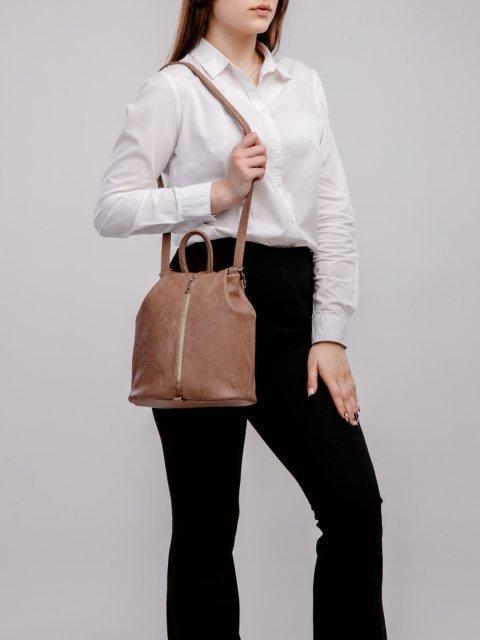 Коралловый рюкзак S.Lavia (Славия) - артикул: 1128 598 43 - ракурс 5