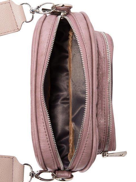 Сиреневая сумка планшет S.Lavia (Славия) - артикул: 1209 601 60.46К Сумка женская - ракурс 5