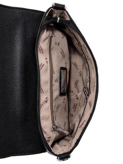 Чёрная сумка планшет Fabbiano (Фаббиано) - артикул: 0К-00023729 - ракурс 4