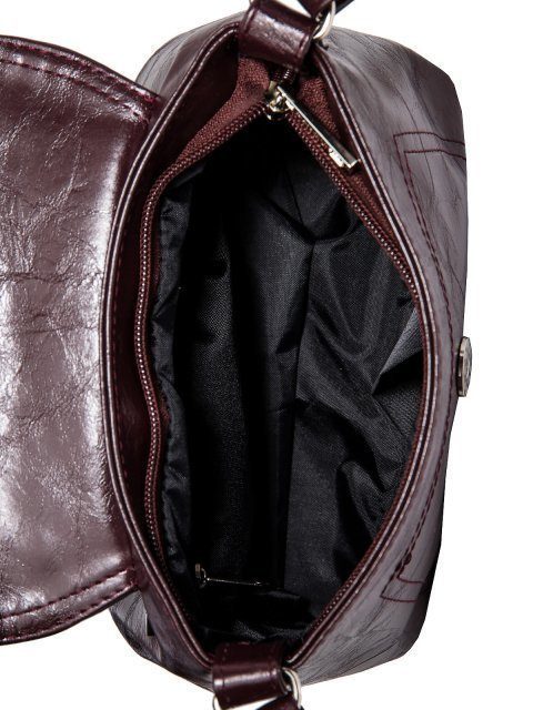 Бордовая сумка планшет S.Lavia (Славия) - артикул: 1182 048 03  - ракурс 4