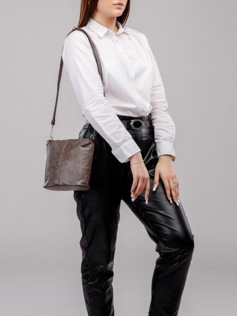 Бордовая сумка планшет S.Lavia (Славия) - артикул: 367 777 03 - ракурс 6