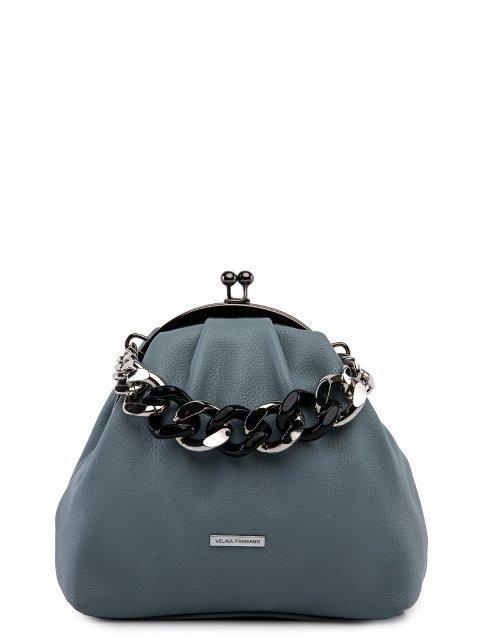 Голубая сумка планшет Fabbiano - 3399.00 руб