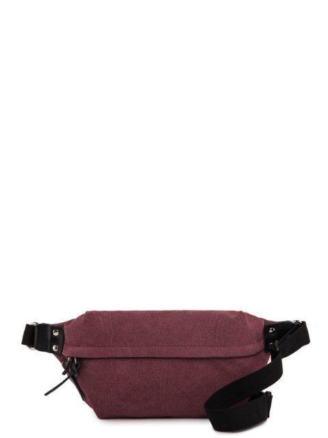 Бордовая сумка на пояс S.Lavia - 1399.00 руб